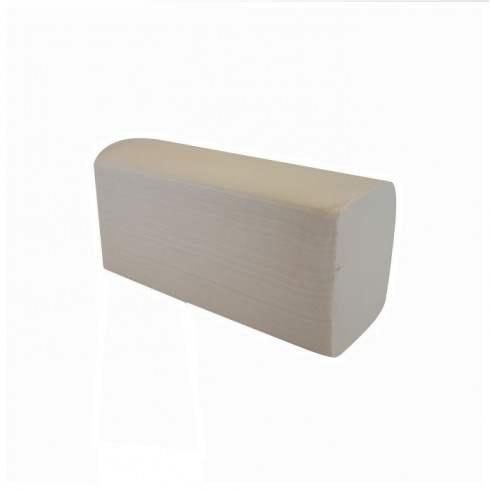 Χειροπετσέτα ζικ - ζακ, Λευκή ή Eco, 2Φ, Z-FOLD, 2400 (12Χ200) φύλλων/κιβ. Χειροπετσέτες
