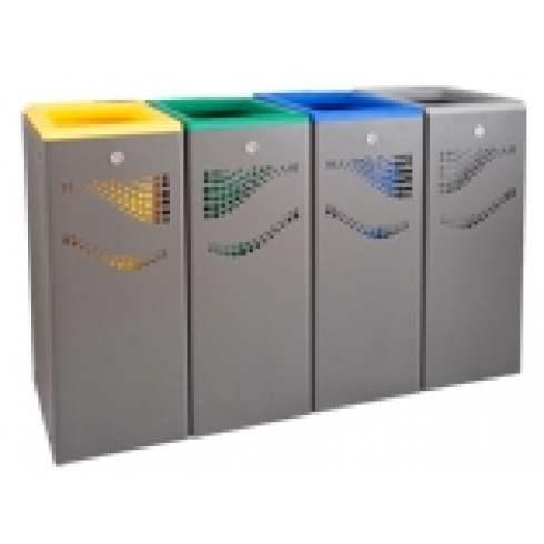 Κάδος ανακύκλωσης 40 λίτρων Κάδοι Ανακύκλωσης