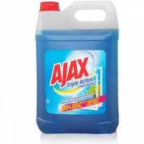 Υγρό τζαμιών Ajax 5lit TRIPLE-ACTION