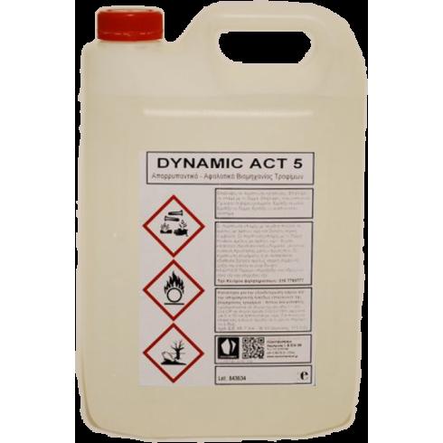 Απολυμαντικό απορρυπαντικό Dynamic Act 5 4lit