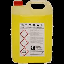 Καθαριστικό υγρό Storal 4lit Συμπυκνωμένο