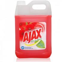Ajax Υγρό δαπέδων - γιορτή λουλουδιών 5 lt