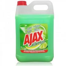Ajax Ultra σίφουνας καθαριότητας Λεμόνι 5 lt