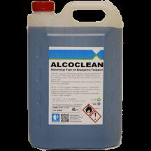 Αλκοολούχο gel καθαρισμού χεριών και σκευών Alcoclean 4lit
