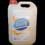 Υπέρ συμπυκνωμένο υγρό σαπούνι χεριών Handy, 4 lit