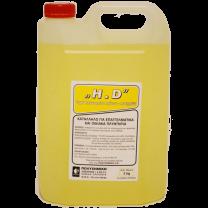 Απορρυπαντικό υγρό πλυντηρίου πιάτων και ποτηριών, H.D. 4lit