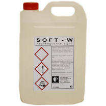 Αποσκληρυντικό νερού Soft - W 4 lit
