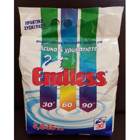 Endless Απορρυπαντικό Πλυντηρίου Ρούχων 3,645 kg