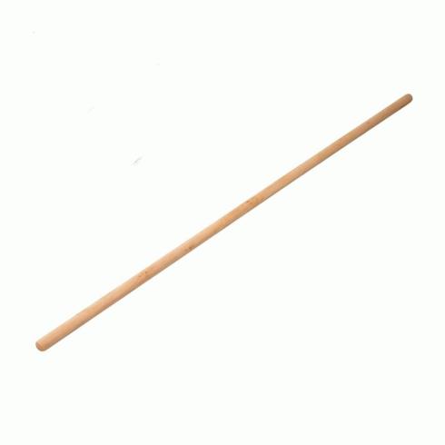 Κοντάρι ξύλινο 1,20 μ. (Χωρίς σπείρωμα) Κοντάρια