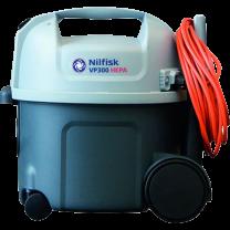 Σκούπα στερεών NILFISK VP300-Hepa Basic