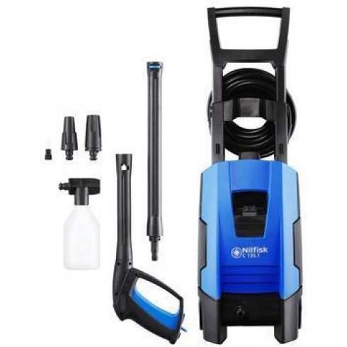 Πλυστικό μηχάνημα NILFISK C135.1-8 Home, υψηλής πίεσης Πλυστικά Μηχανήματα Υψηλής Πίεσης