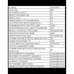 Σκούπα στερεών NILFISK VU500 Επαγγελματικές Σκούπες