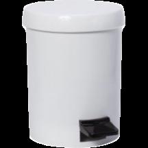 Κάδος WC 10 lit, στρογγυλός