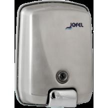 Σαπουνοθήκη 1000ml, Inox - ΜΑΤ/Γυαλιστερή, Jofel