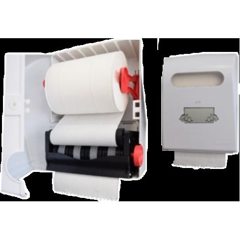 Συσκευή χαρτιού Autocut Θήκες Χειροπετσέτας