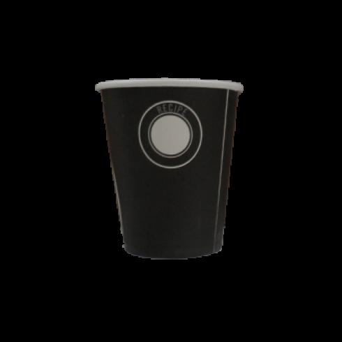 Χάρτινο ποτήρι καφέ 250 ml, σετ 50 τμχ.