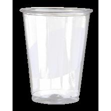Πλαστικά ποτήρια κρύου καφέ 300 ml, σετ 50 τμχ.