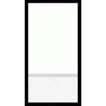 Χαρτοπετσέτα, 2Φ, 40 x 40 εκ. πολυτελείας, επαγγελματικής/οικιακής χρήσης, 12 πακέτων/συσκ. Χαρτοπετσέτες