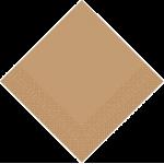 Χαρτοπετσέτα Eco Green, 2Φ, 33 x 33 εκ., πολυτελείας
