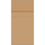 Χαρτοπετσέτα Eco Green, 2Φ, 40 x 33 εκ.,πολυτελείας, φάκελος, επαγγελματικής/οικιακής χρήσης, 12 πακέτων/συσκ.
