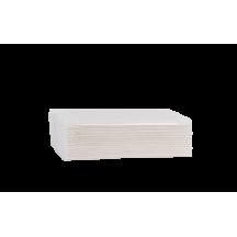 Χειροπετσέτα ζικ - ζακ 1Φ, 21 γρ., 4000 (20Χ200) φύλλων/κιβ.